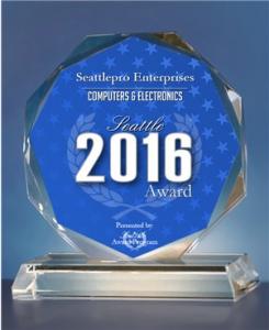 2016 Seattle Award