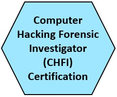 Computer Hacking Forensic Investigator (CHFI Certification