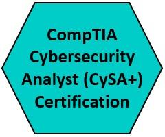 CompTIA CySA+ Training