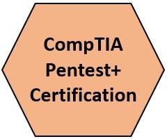 CompTIA Pentest+ Certification