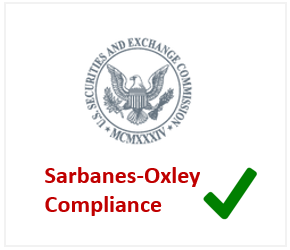 Sarbanes-Oxley (SOX) Compliance