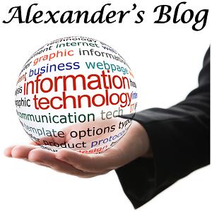 Zubair Alexander's Blog